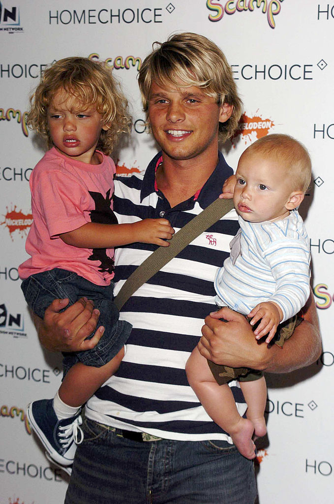 Jeff Brazier had earlier banned Jack Tweed from meeting with his sons Bobby and Freddy but will now allow supervised visits (Source: Getty Images)
