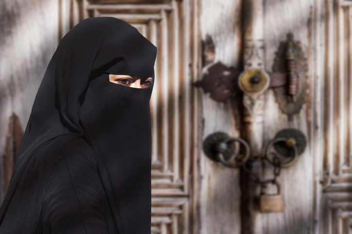 The woman said she felt humiliated (iStock)