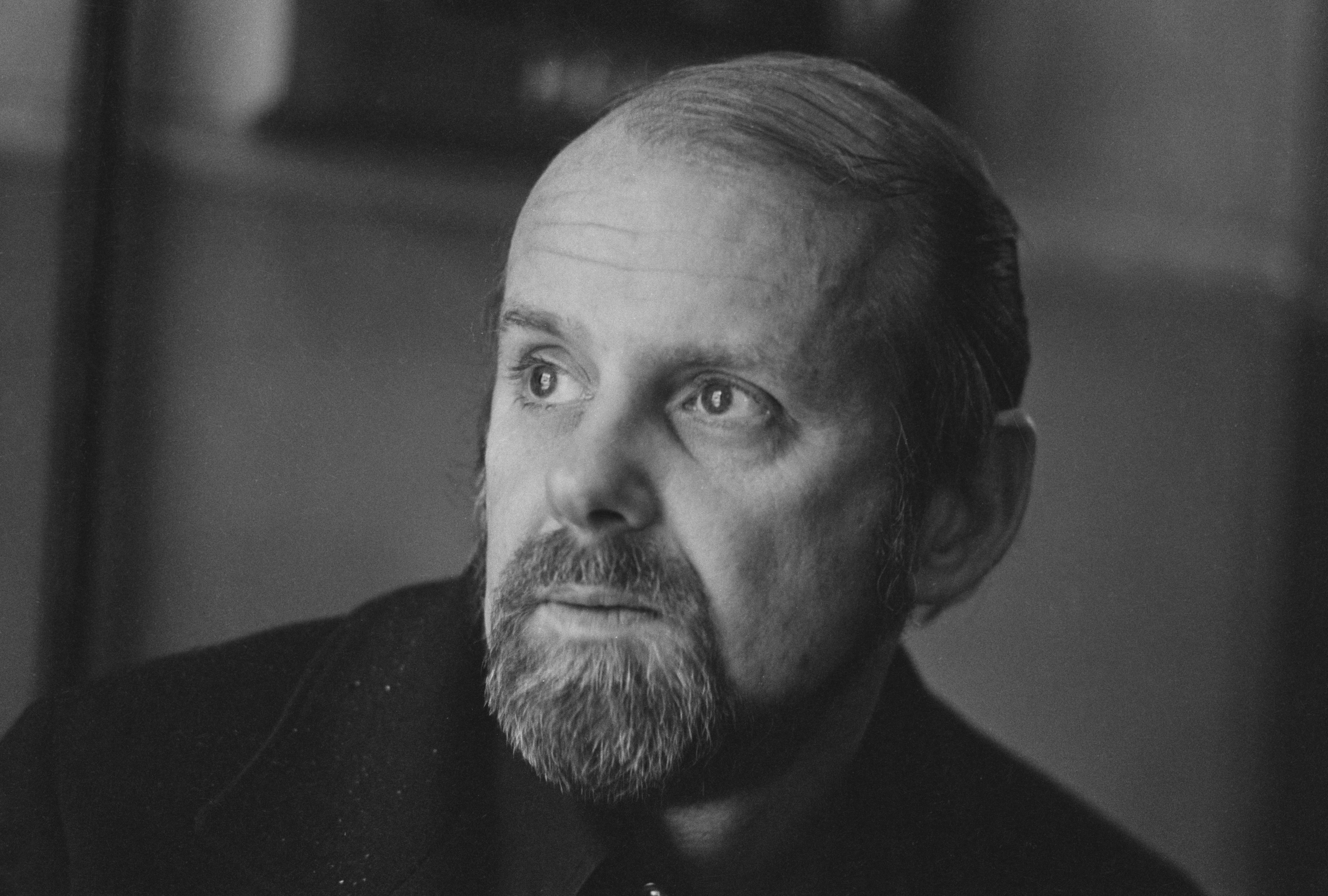 American dancer, musical theatre choreographer, director and film director Bob Fosse (1927 - 1987), UK, 2nd November 1973. (Photo by John Downing/Daily Express/Hulton Archive/Getty Images)