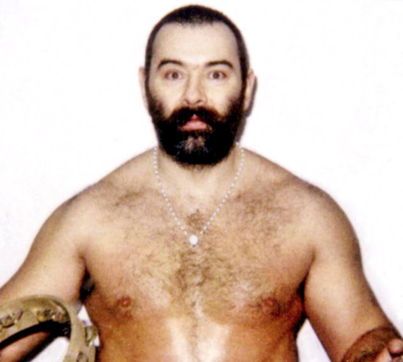 Charles Bronson, one of Britain's most notorious criminals (Source: Wikipedia)