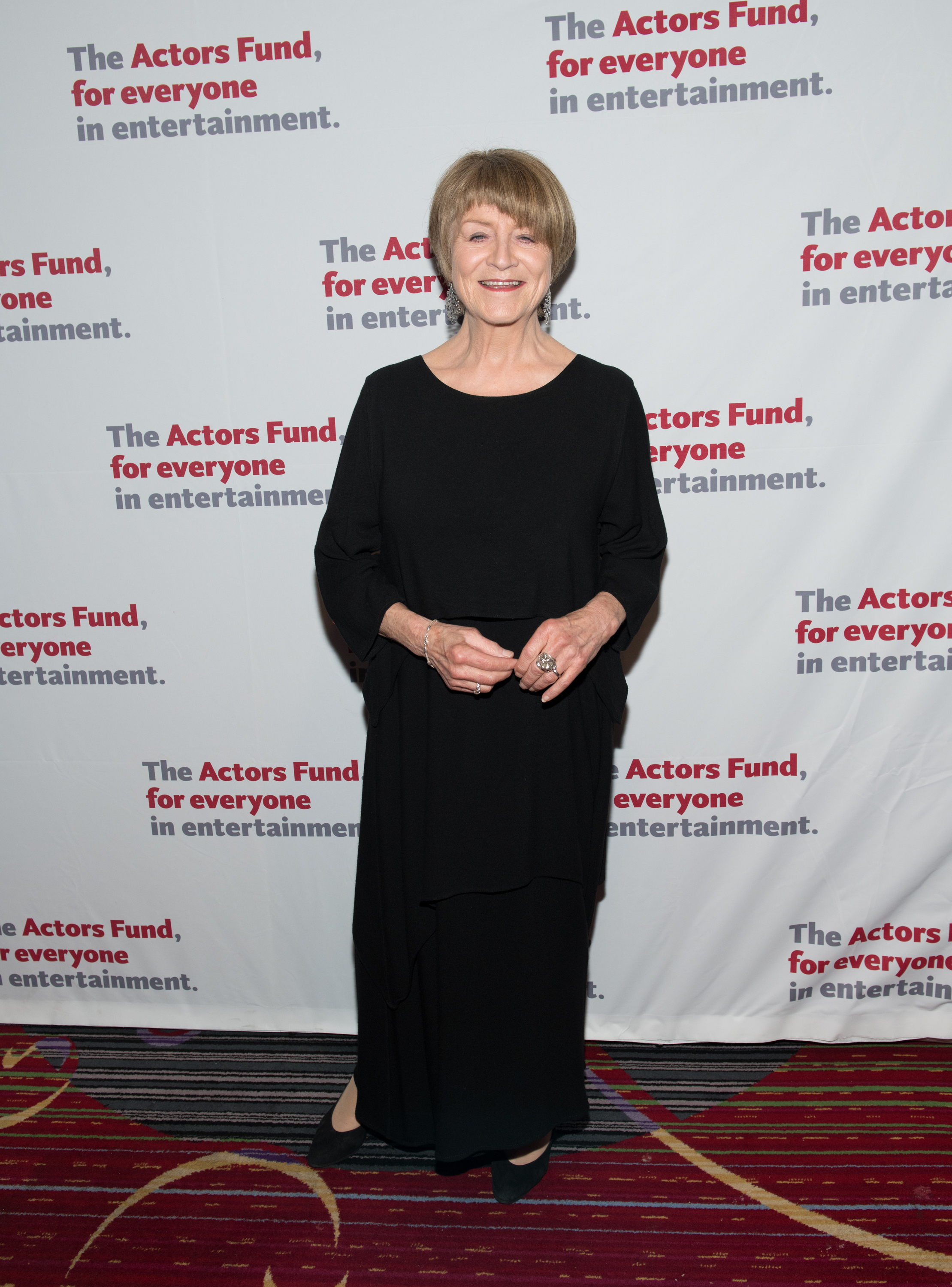 Susan Brown attends The Actors Fund 2018 Gala at Marriott Marquis Times Square on May 14, 2018 in New York City.