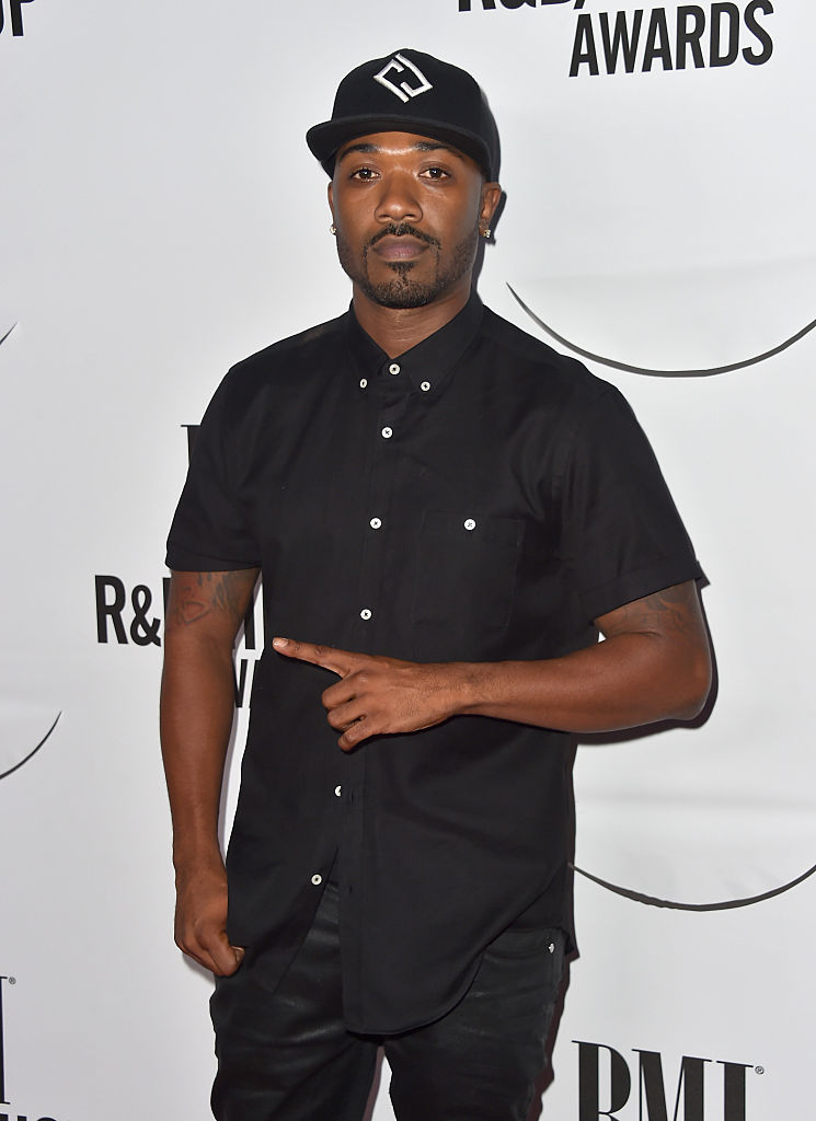 Kim Kardashian's former boyfriend Ray J (Source: Getty Images)