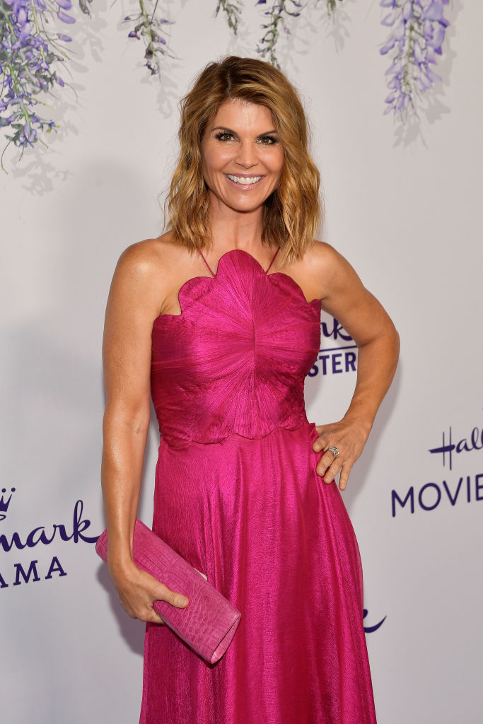 Lori Loughlin attends the 2018 Hallmark Channel Summer TCA at Private Residence on July 26, 2018, in Beverly Hills, California. (Source: Matt Winkelmeyer/Getty Images)