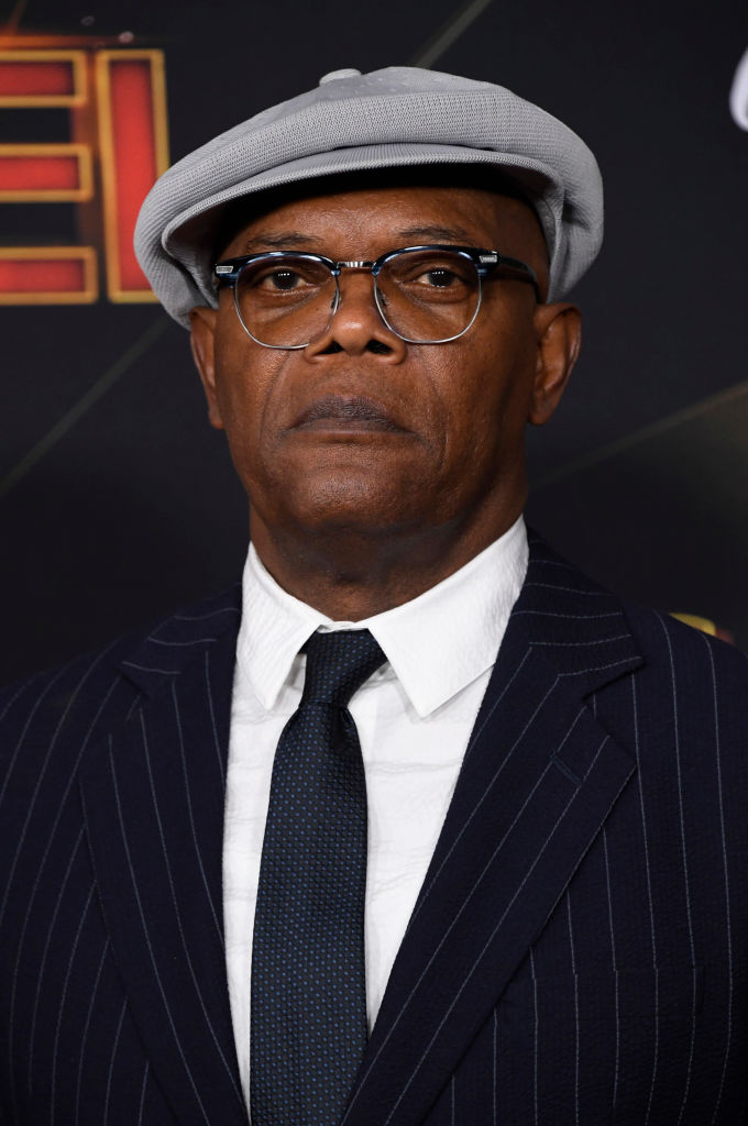 Samuel L. Jackson has a strong message for haters who don't want to see his movies (Source: Getty Images)