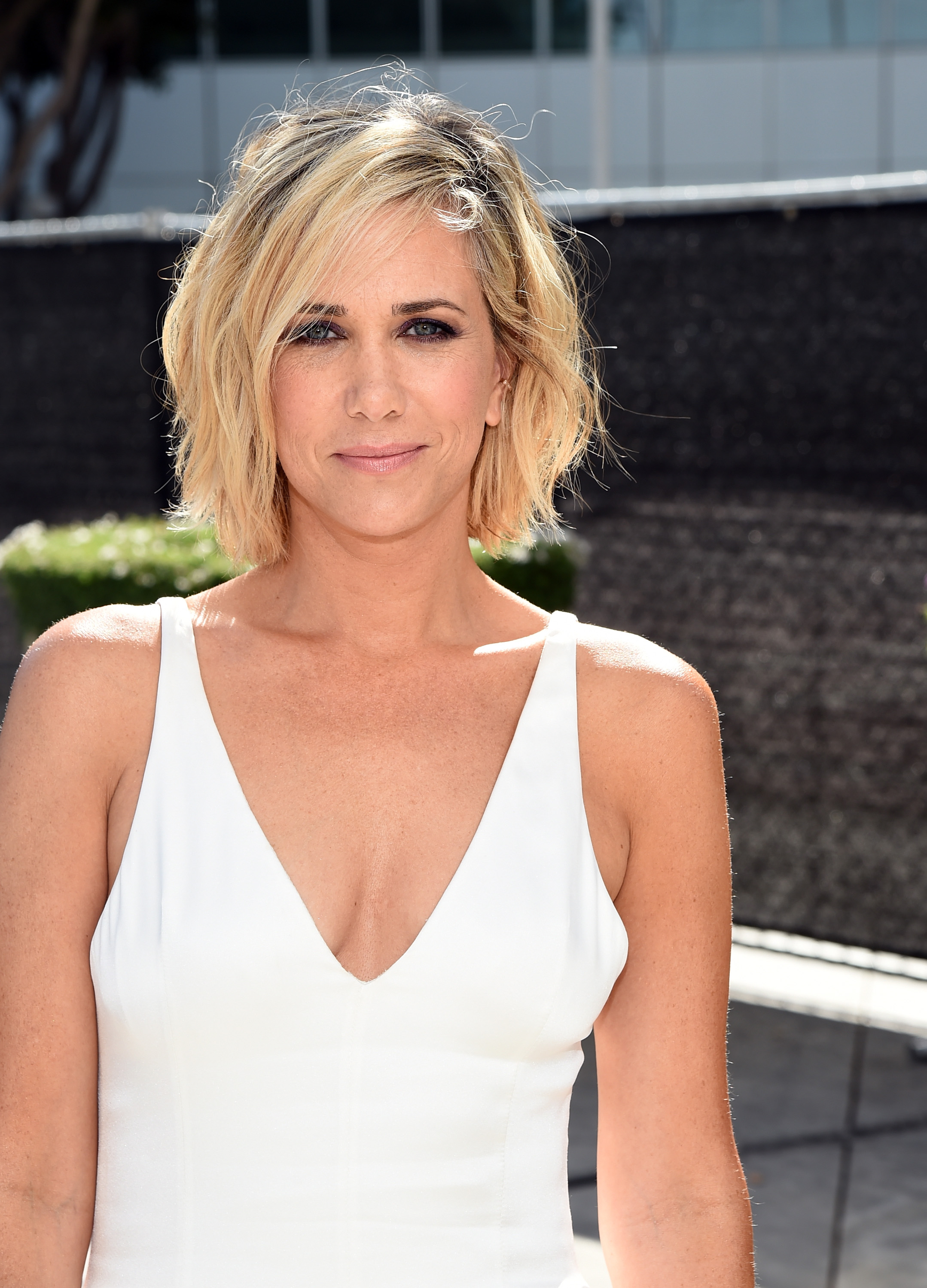 Actress Kristen Wiig, best known for being one of the funniest cast members of 'Saturday Night Live', will portray one of Wonder Woman's greatest enemies. (Getty Images)