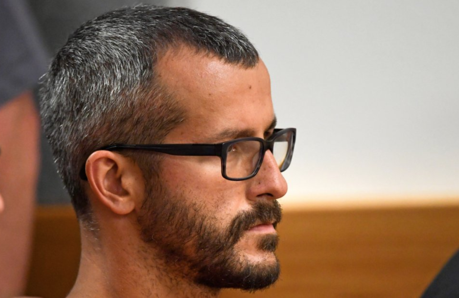 On November 19, Chris Watts was locked up for life without the possibility of a plea deal for the murder of his family. (Twitter)