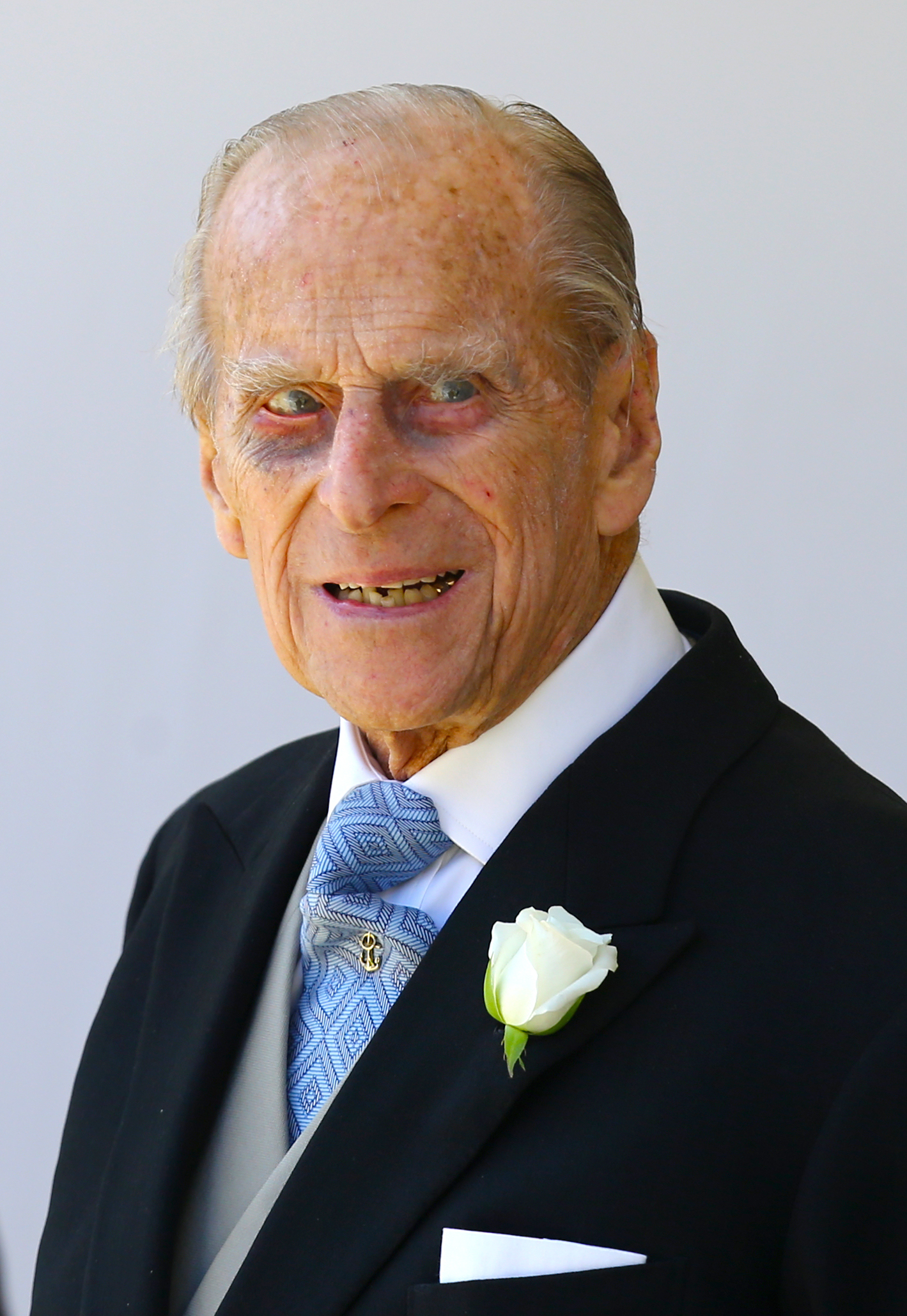The exact contents of the call between Prince Philip and his grandson Prince William are not known (Source: Getty Images)