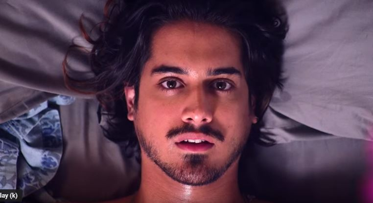 A still of Avan Jogia from his show 'Now Apocalypse'. (Source: YouTube)