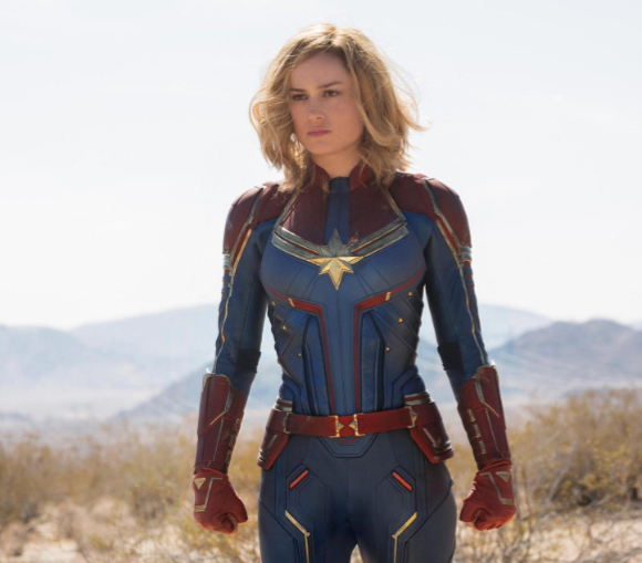'Captain Marvel' is going to be Carol Danvers' big screen debut featuring Brie Larson (Twitter)