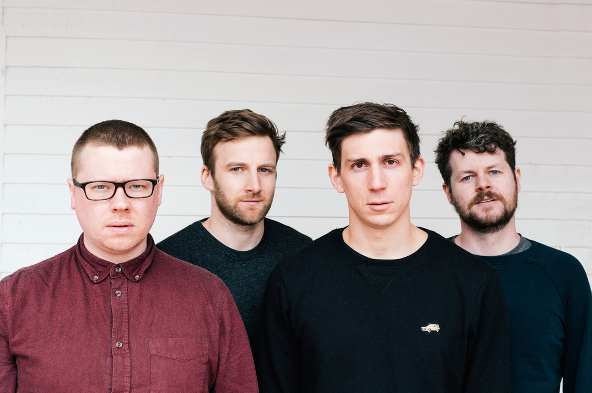 Scottish indie rock mainstays We Were Promised Jetpacks are all set to release their new album 'The More I Sleep, The Less I Dream'. (Photo Credits: Eleanor Petry)