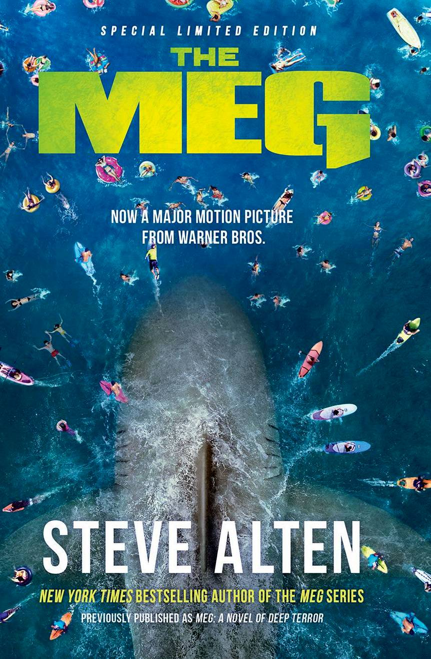The Meg Special Limited Edition By Steve Alten