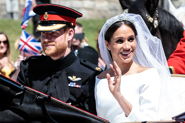 Thomas Markle has been pretty upset about the fact that his daughter cut him off completely after her wedding. (Getty Images)