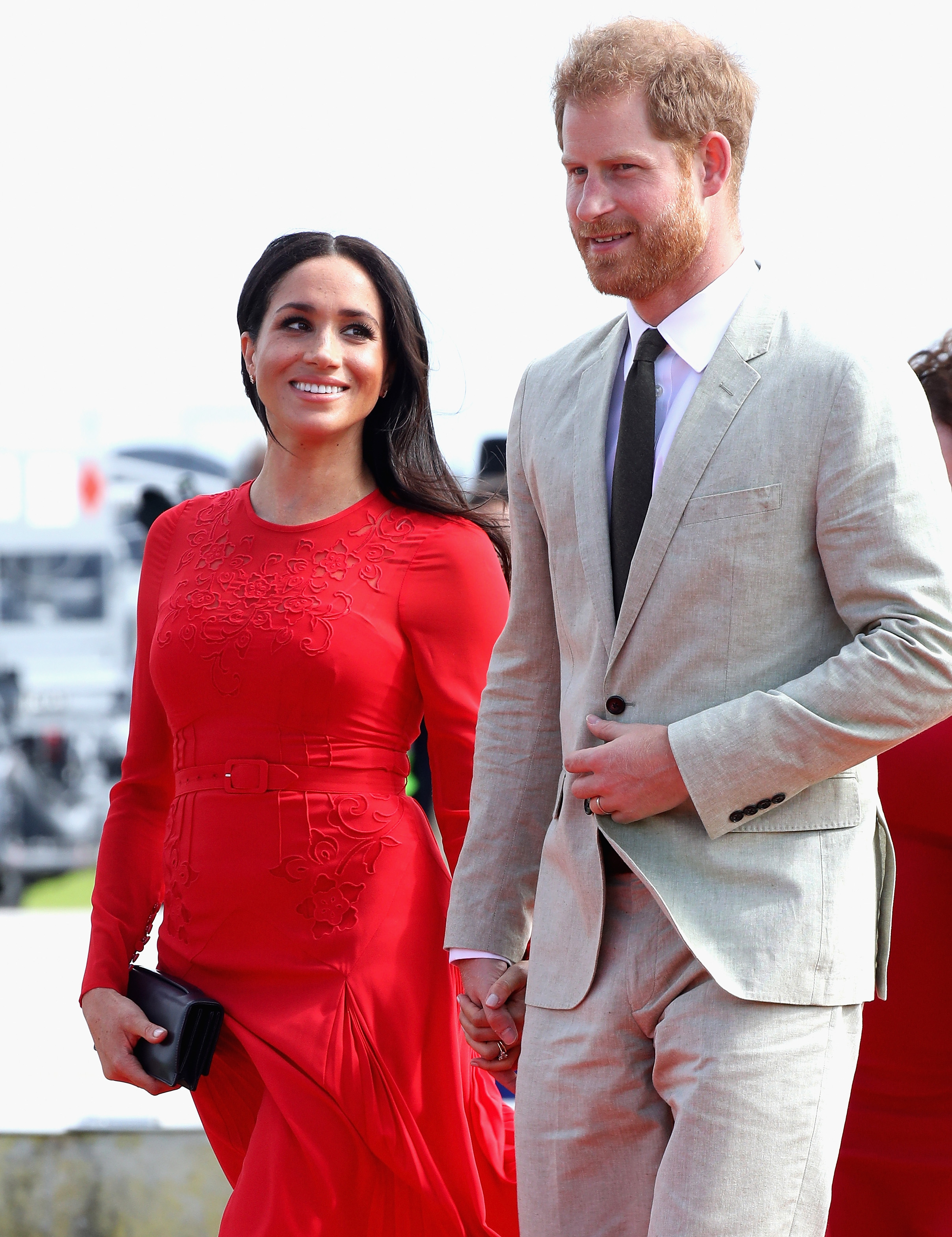 Prince Harry, Duke of Sussex and Meghan, Duchess of Sussex (Source: Getty Images)