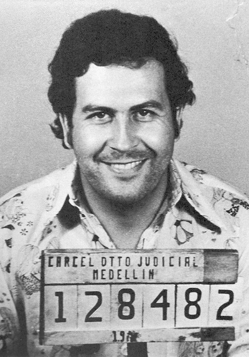 Escobar ordered the attack because he thought presidential candidate César Gaviria Trujillo would be on the plane (Source: Wikimedia)