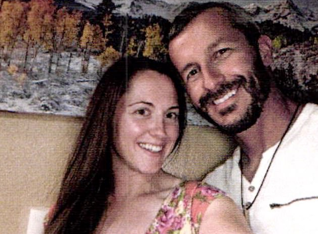 Investigators learned last month that the killer had strangled his pregnant wife Shanann when she confronted him about his extramarital affair with Nichol Kessinger, his mistress. (Frederick Police Department)