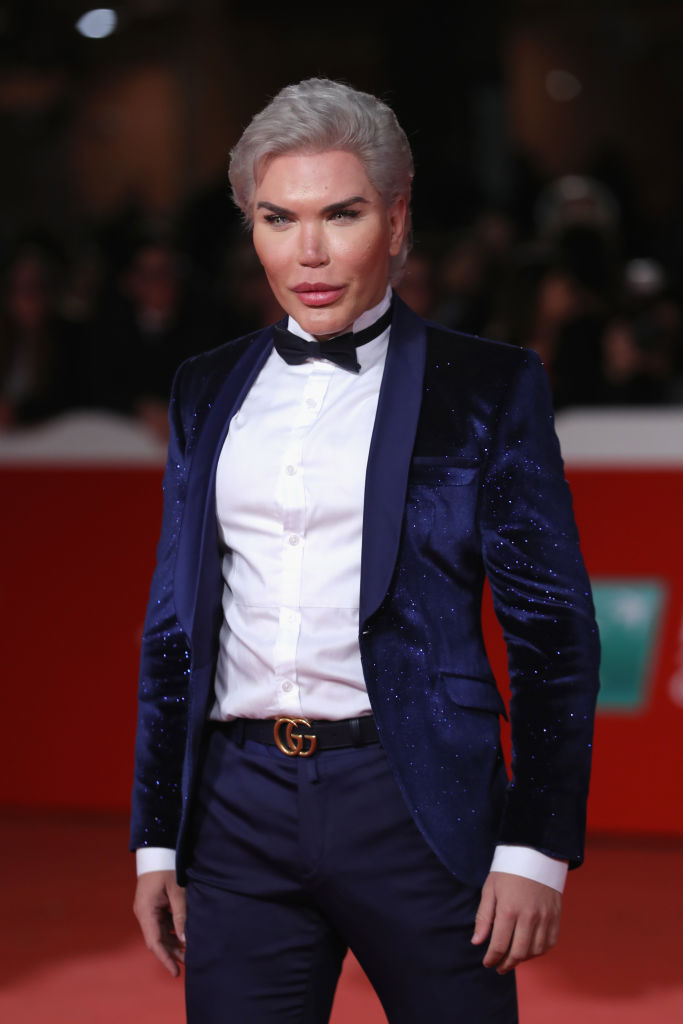 Rodrigo Alves walks the red carpet ahead of the 'Green Book' screening during the 13th Rome Film Fest at Auditorium Parco Della Musica on October 24, 2018 in Rome, Italy. (Photo by Vittorio Zunino Celotto/Getty Images)