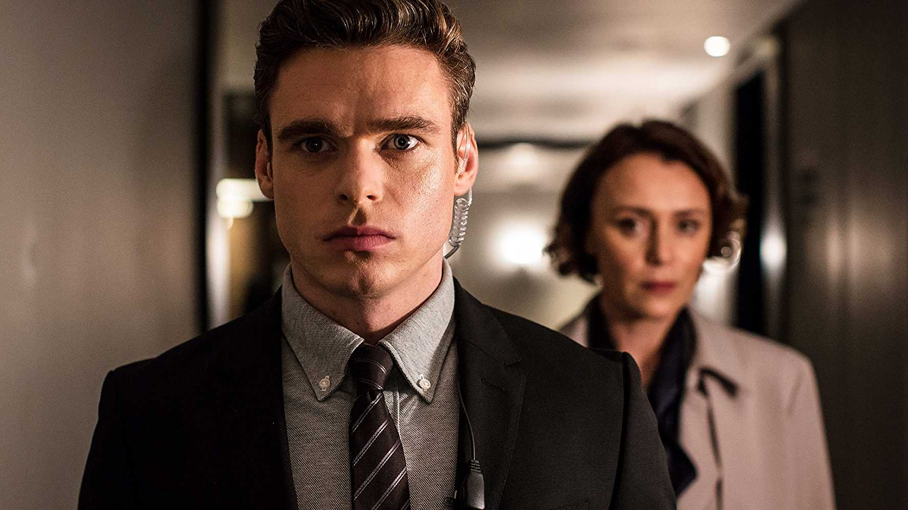 'Bodyguard' drew an audience of almost 10.4 million viewers. (IMDb)