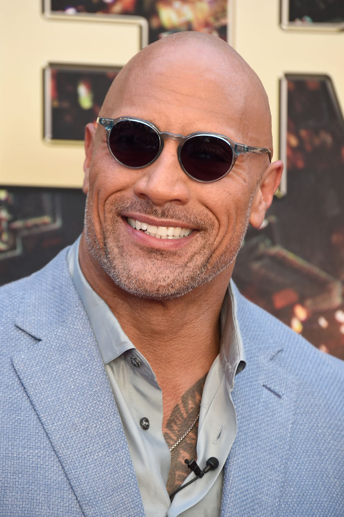 Dwayne 'The Rock' Johnson (Getty Images)