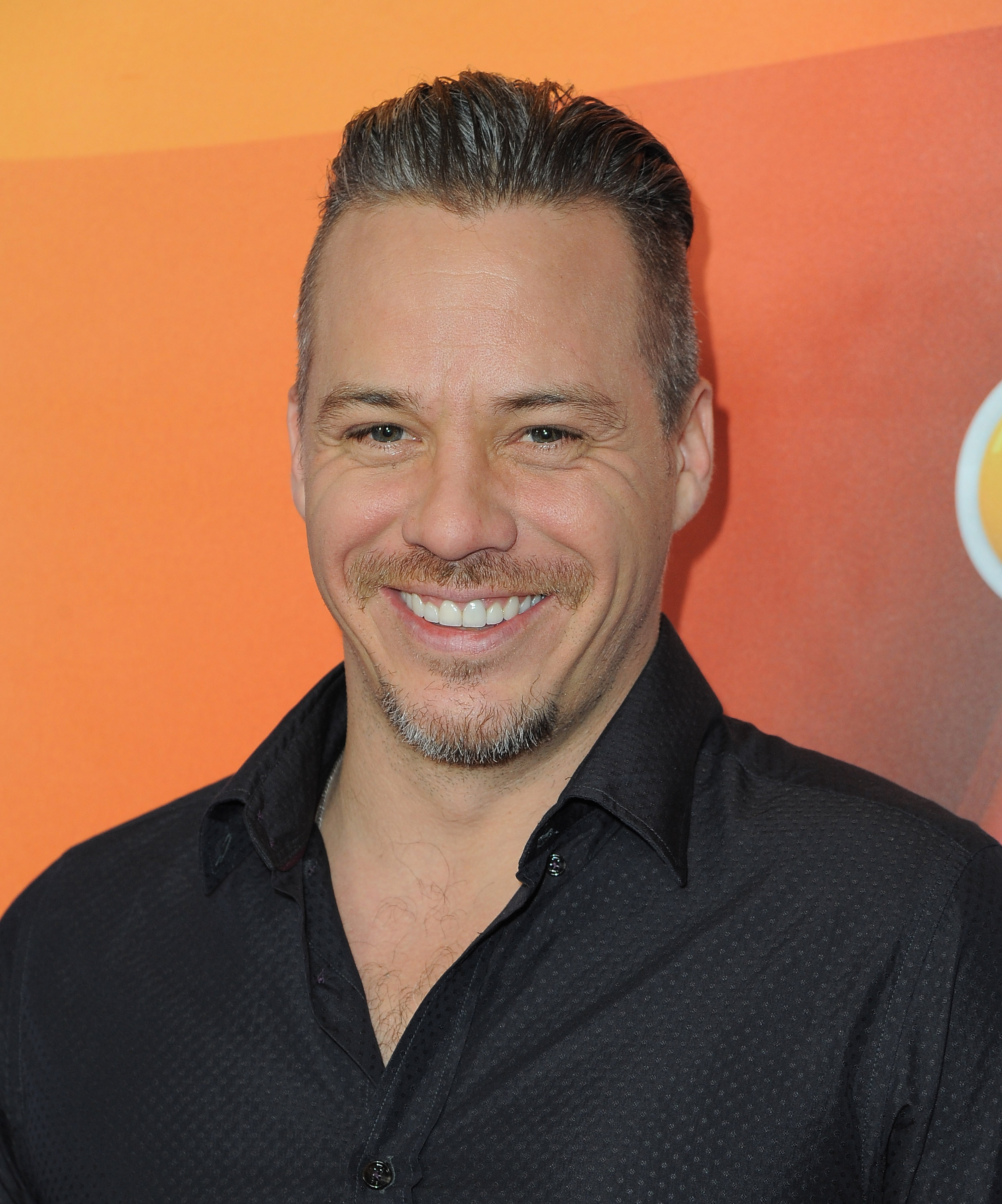 Actor Michael Raymond-James arrives at the 2016 Winter TCA Tour - NBCUniversal Press Tour at Langham Hotel on January 13, 2016 in Pasadena, California.