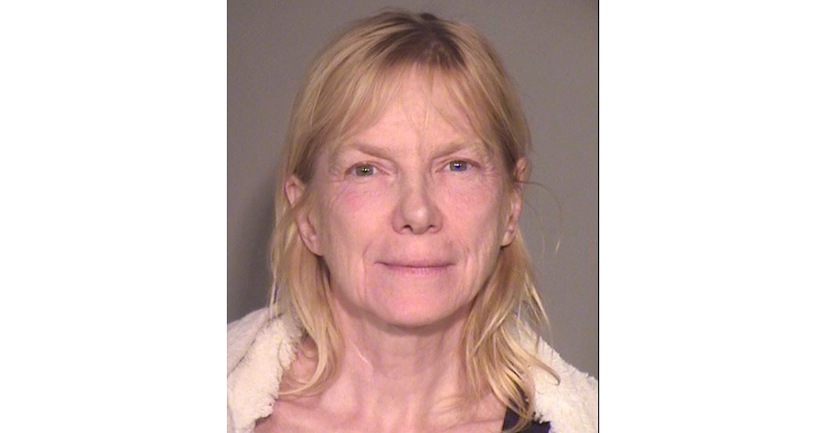 Catherine Ann Vandermaesen, 65, was arrested on suspicion of felony elder abuse and animal neglect. (Ventura County Sheriff's Office)