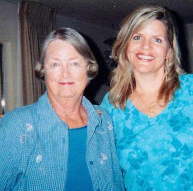 Cynthia Houk (left) and her daughter, Jennifer Dupras (Fresno County Sheriff's Office)
