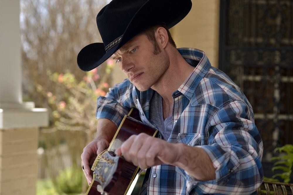 Carmack became a show regular to portray the character of a gay country musician in the ABC/CMT musical 'Nashville'. (IMDb)