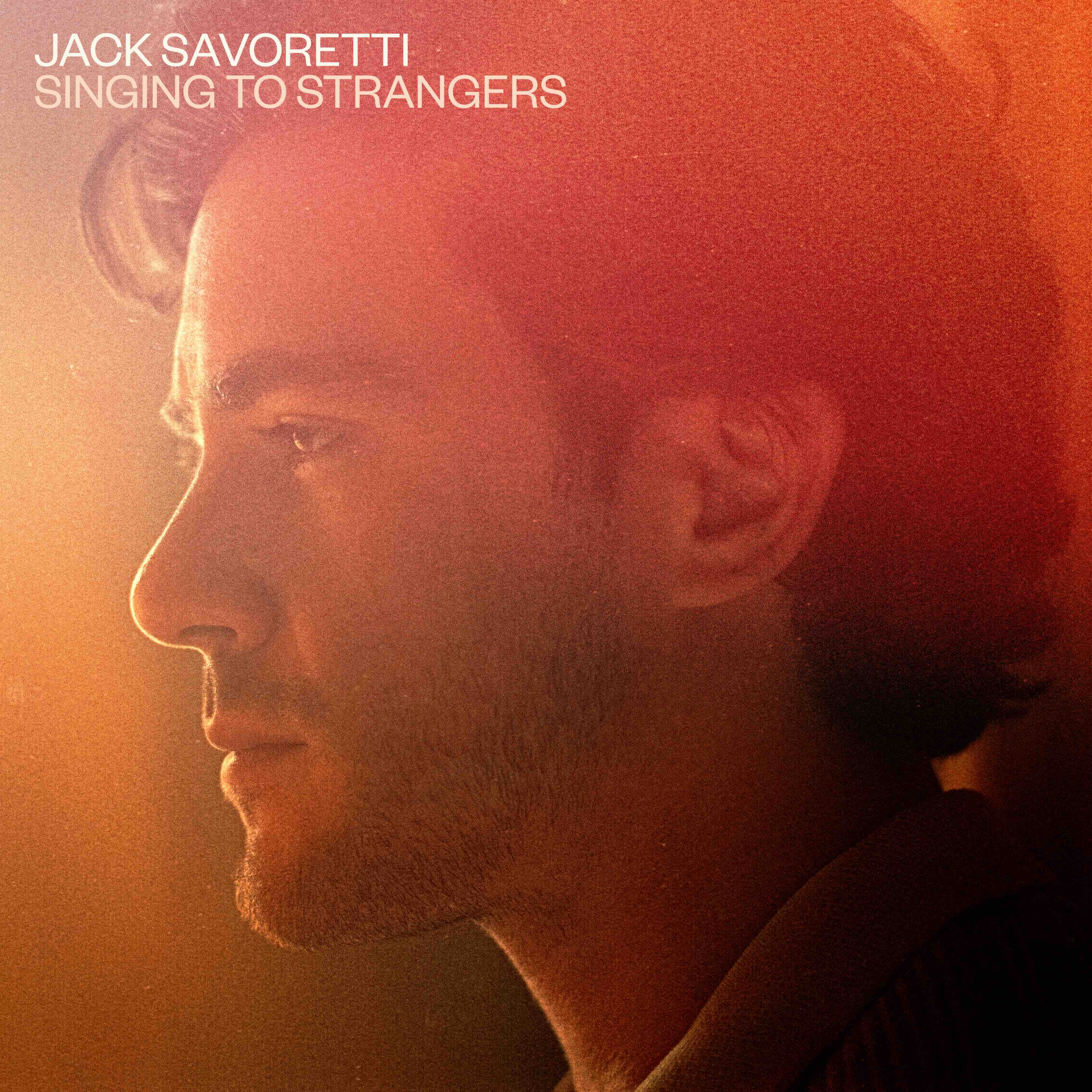 Album art for Jac Savoretti's 'Singing To Strangers'