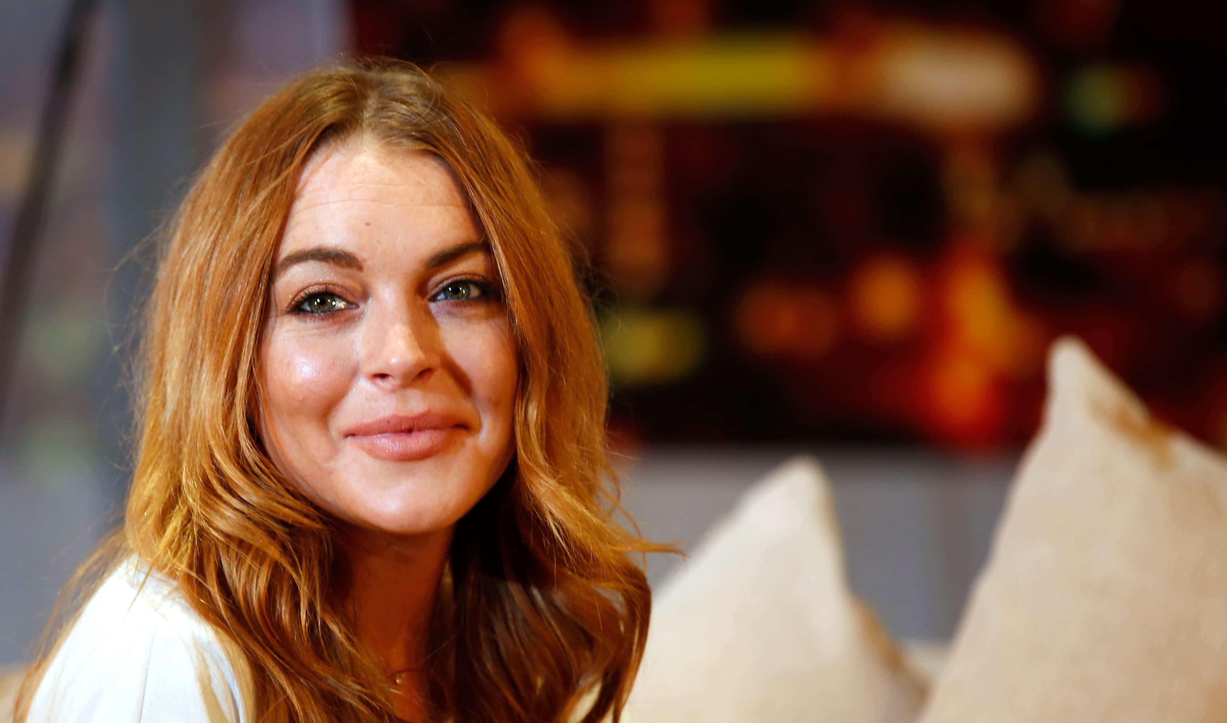 Lindsay Lohan dating 2014