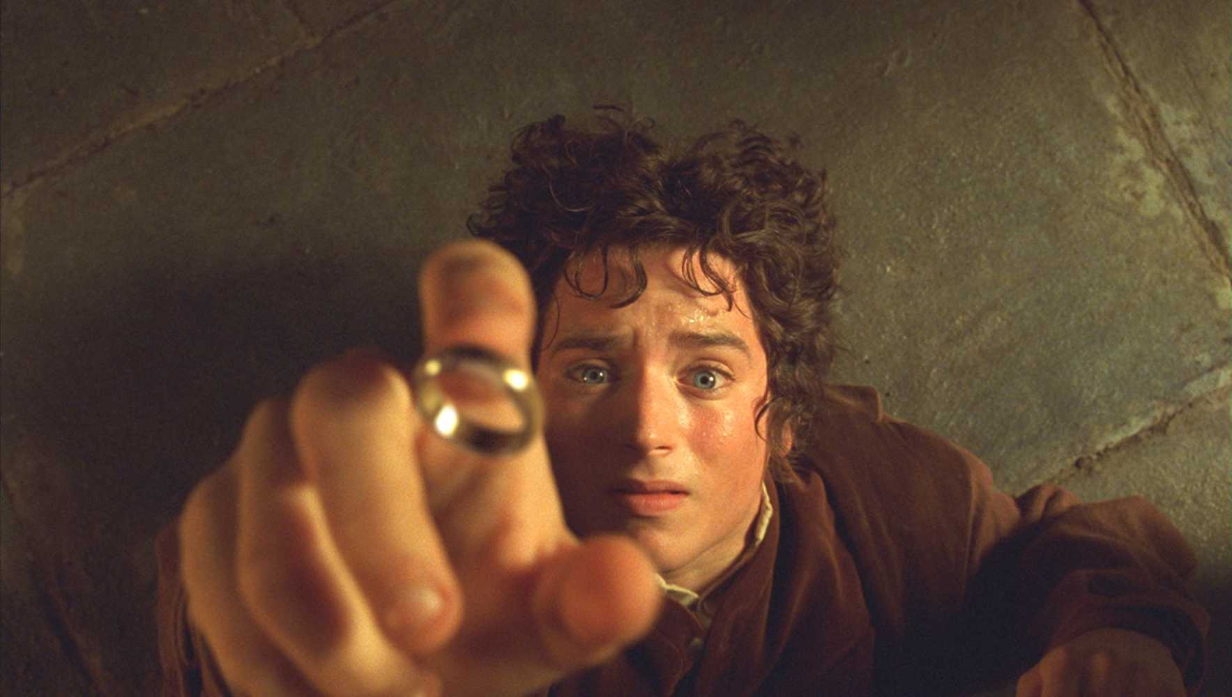 Elijah Wood as Frodo in 'The Lord of the Rings: The Fellowship of the Ring'. (Source: IMDB)
