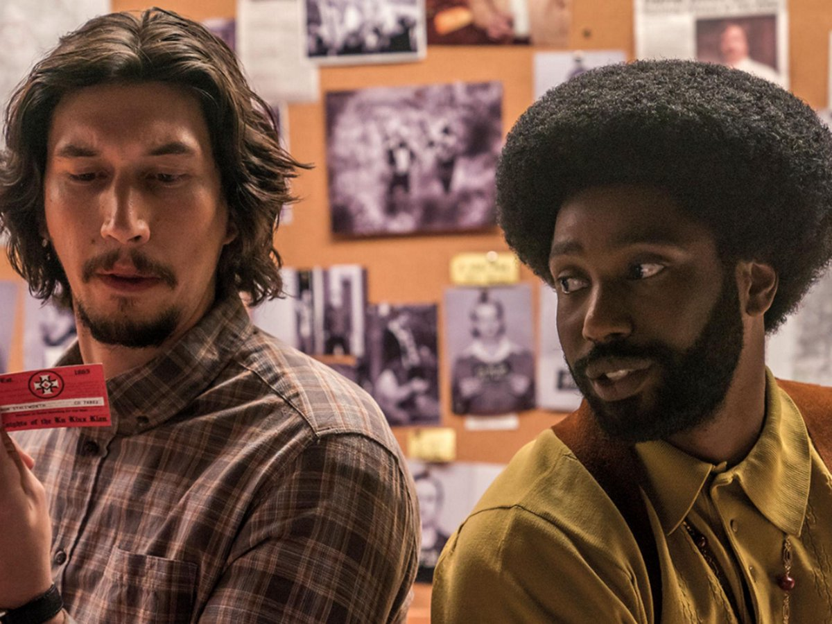 Blackkklansman saw Washington play Ron Stallworth, the first African-American detective in the Colorado Spring's police department. He takes on a mission to infiltrate and expose the local chapter of the Ku Klux Klan. (Twitter)