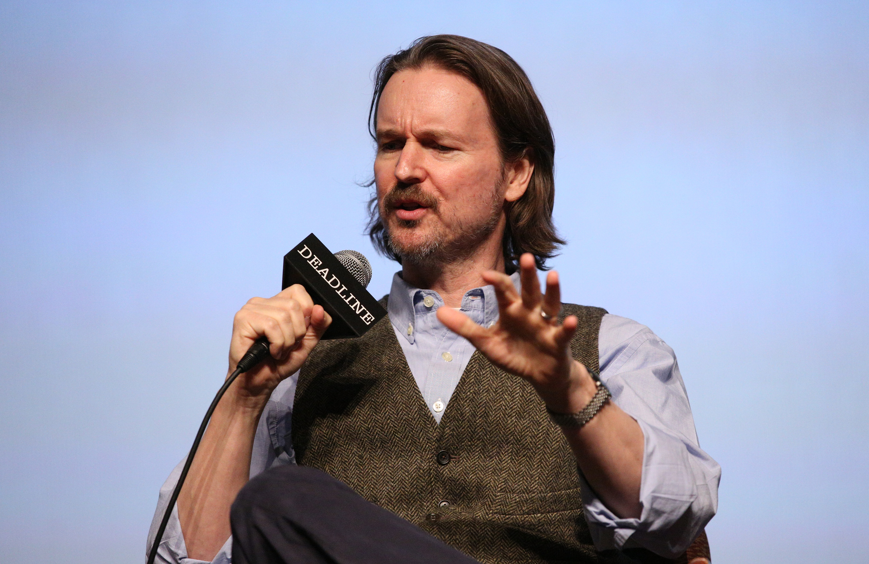 Director Matt Reeves will helm in the upcoming stand-alone film 'The Batman'. (Photo by Imeh Akpanudosen/Getty Images for Deadline)