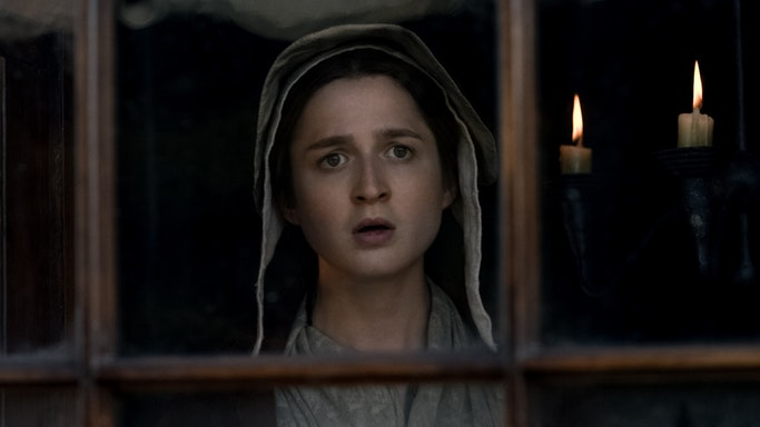 Caitlin O'Ryan (Lizzie) - Outlander Episode 408