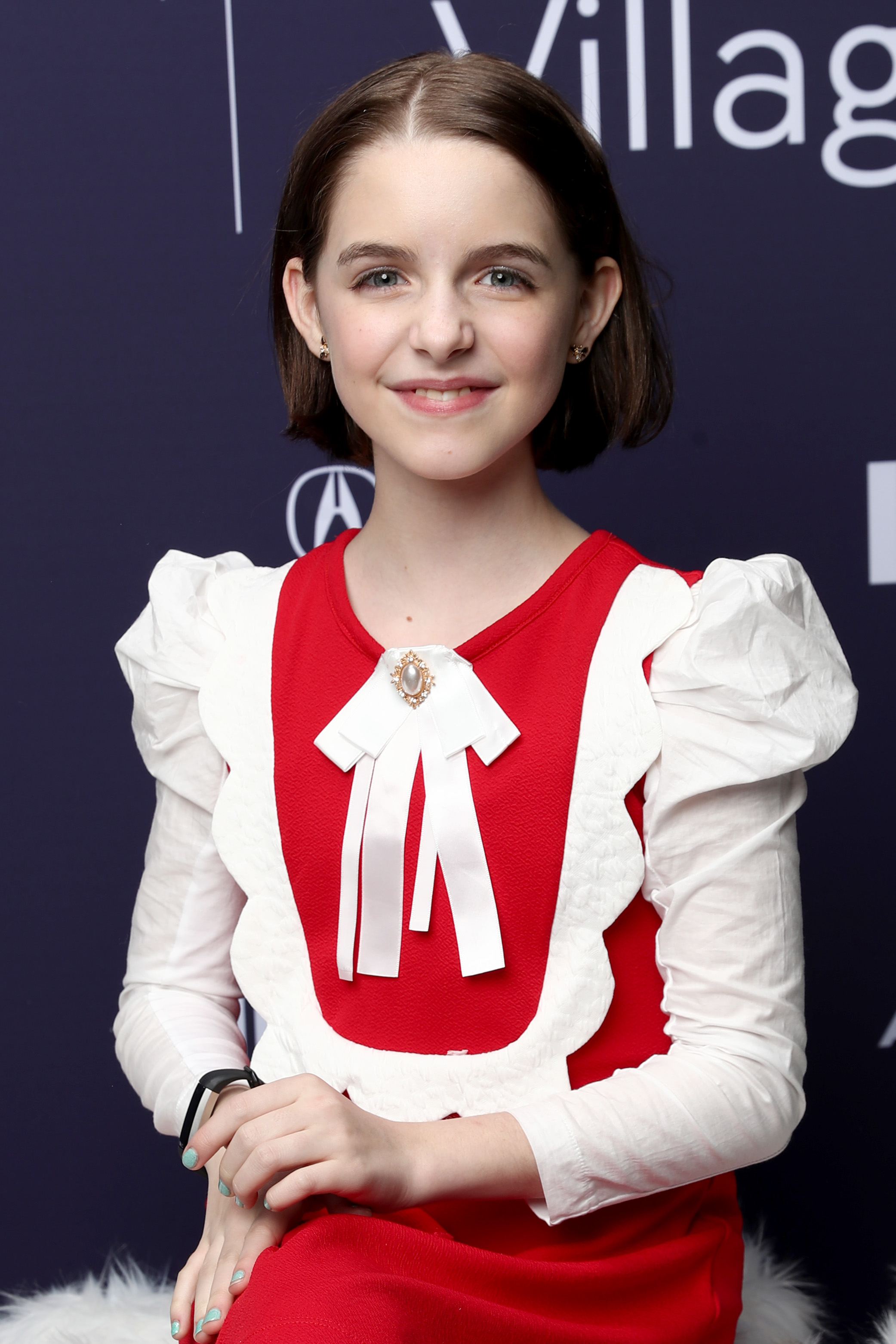 Mckenna Grace of 'Troop Zero' attends The IMDb Studio at Acura Festival Village on location at The 2019 Sundance Film Festival - Day 3 on January 27, 2019 in Park City, Utah.