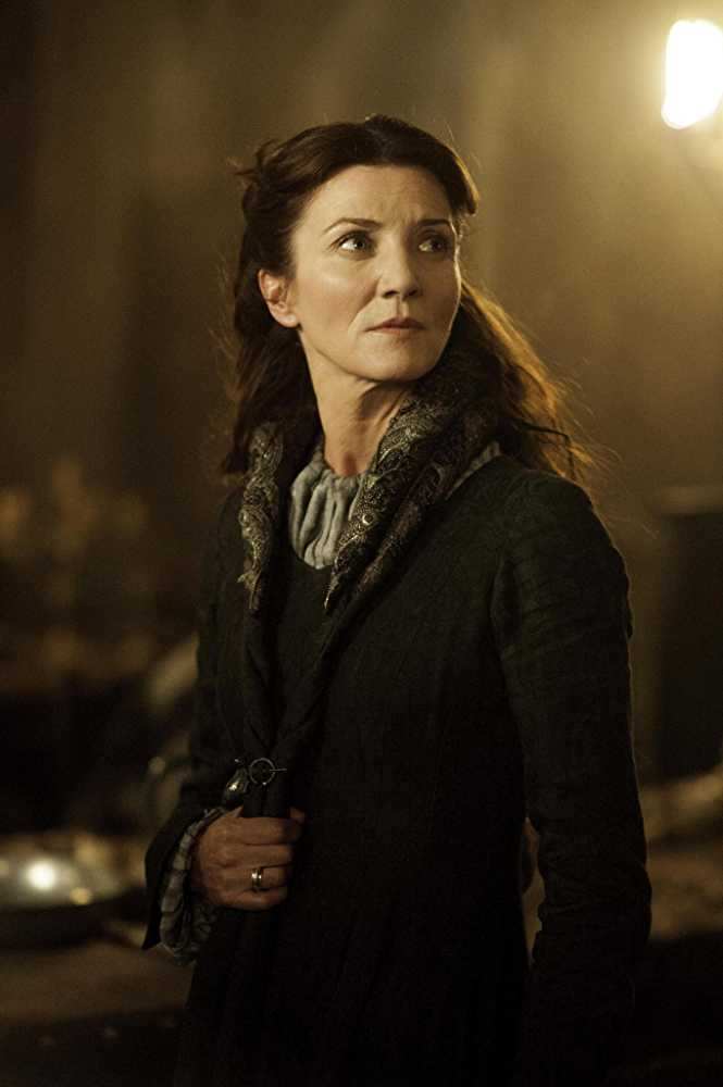 Michelle Fairley as Catelyn Stark in 'Game of Thrones' (Source: IMDB)