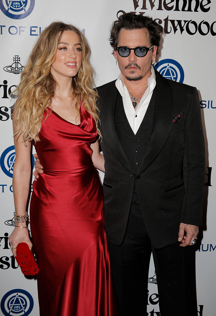 Johnny Depp has also filed a lawsuit against his former wife Amber Heard (Source: Getty Images)