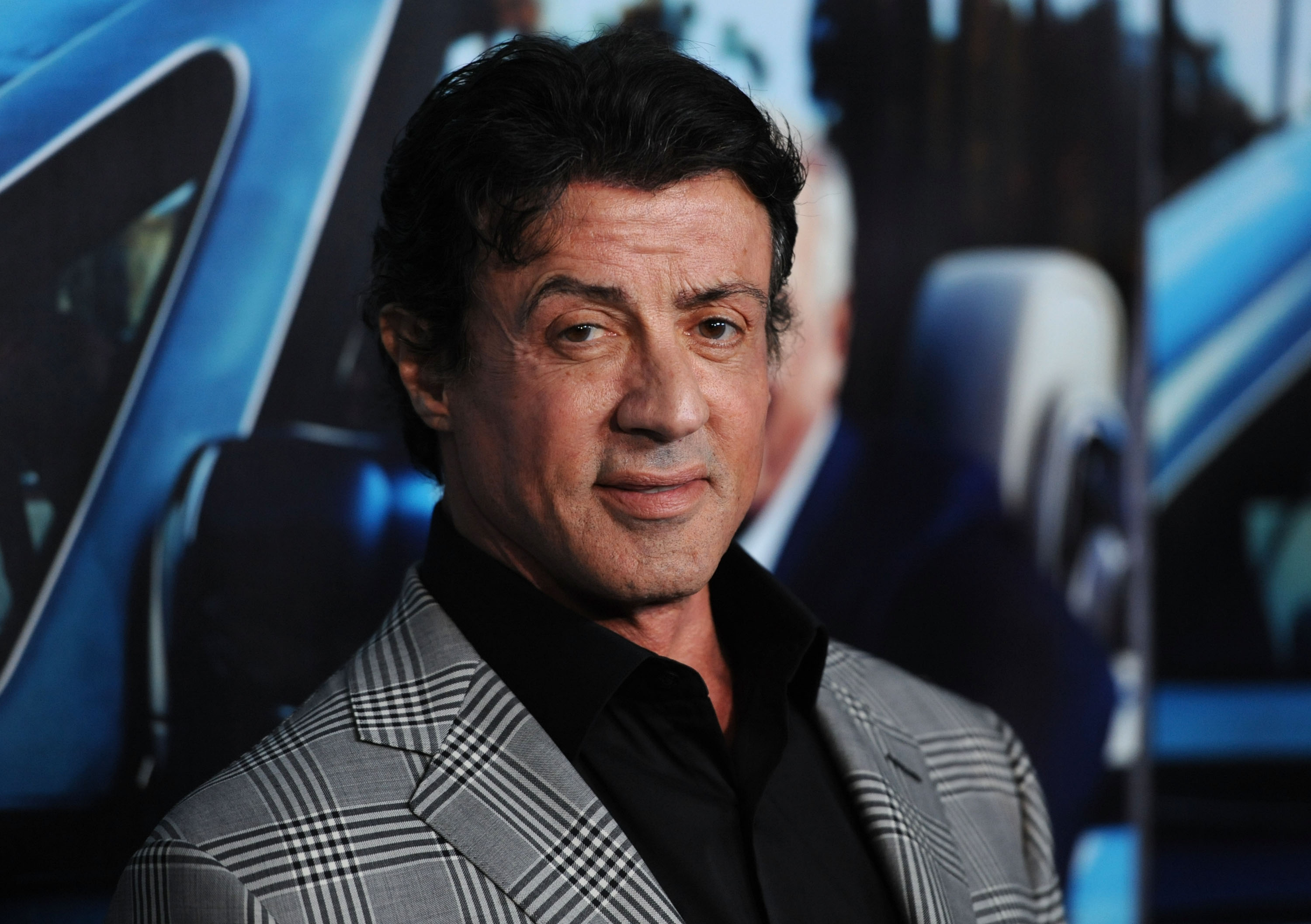 Sylvester Stallone (Source: Getty Images)