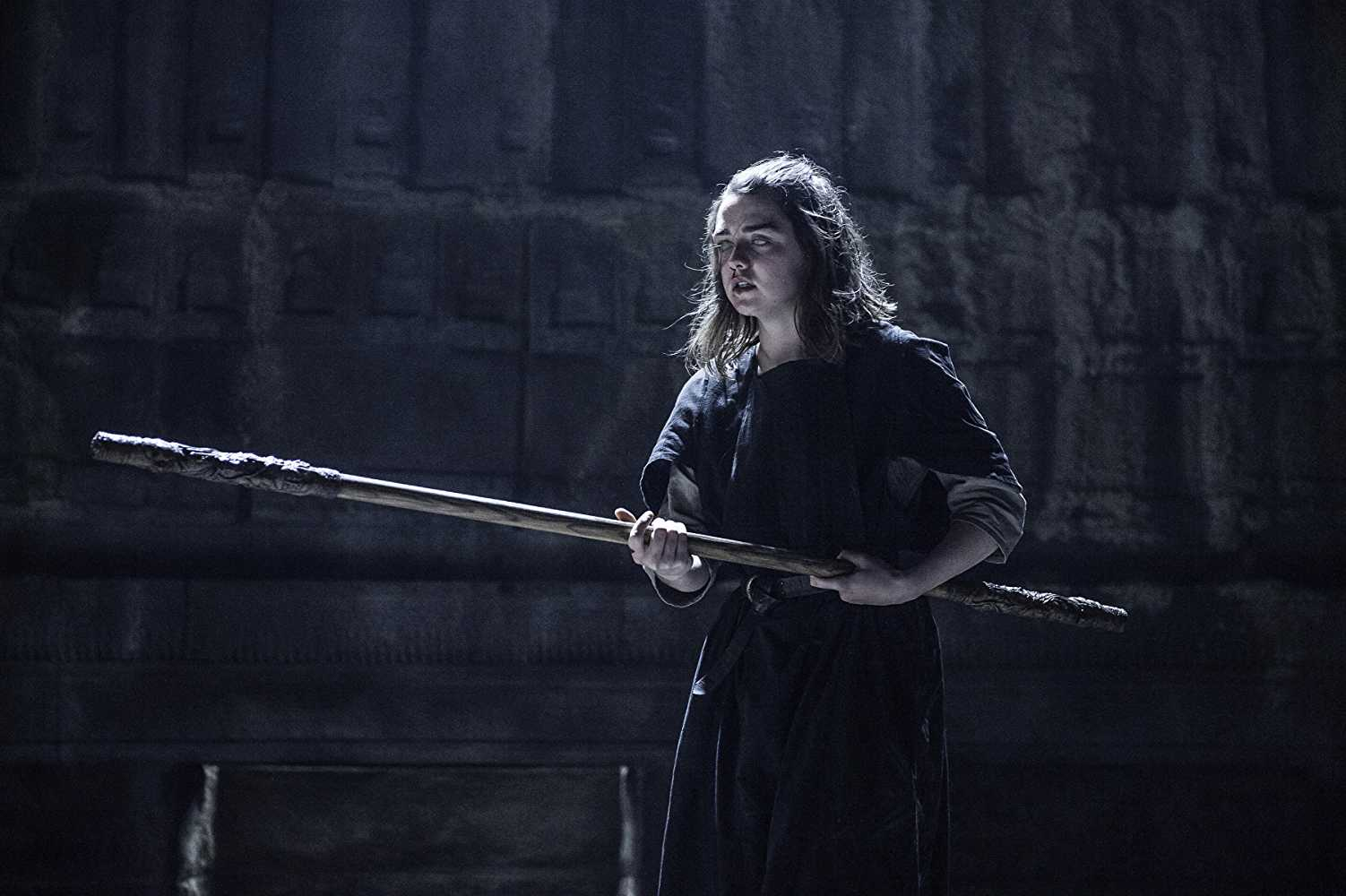 Arya went from being a daughter to a Nobody who had the entire world as her home. (IMDb)