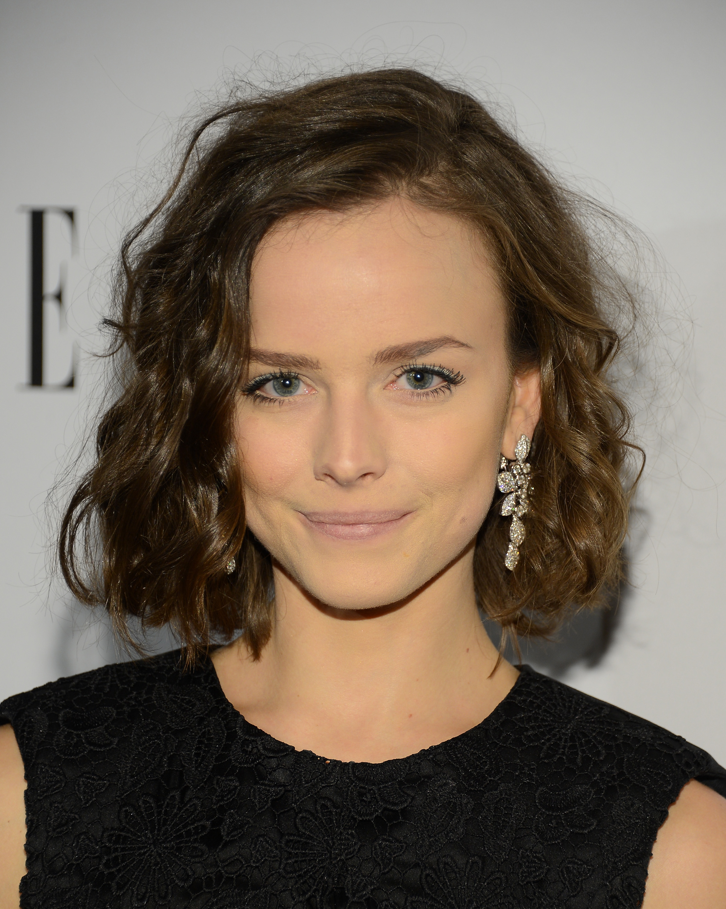 Actress Allison Miller attends the ELLE's Women in Television Celebration at Soho House on January 24, 2013 in West Hollywood, California.