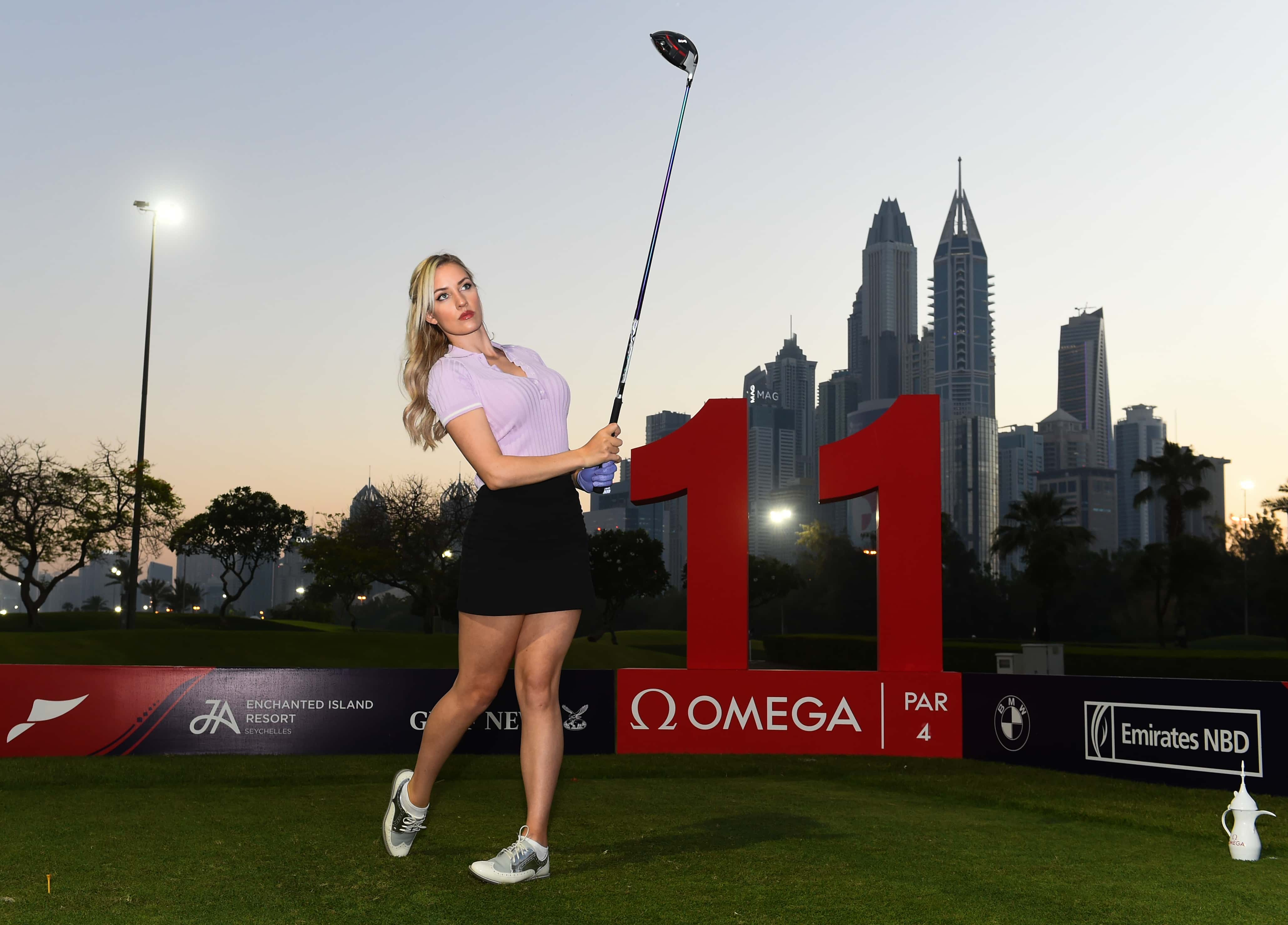 Former Pro Golfer Paige Spiranac Claims Dates Would Use