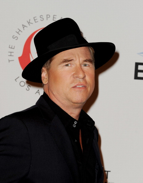 Val Kilmer will be reprising his role as Tom 'Iceman' Kazansky in the upcoming Top Gun sequel (Source: Getty Images)