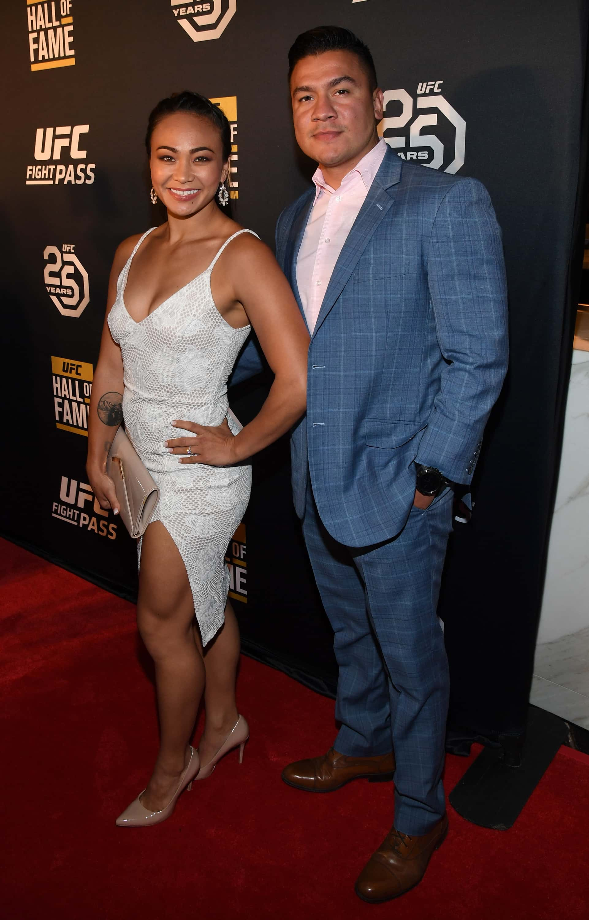 Ufc 2020 John Wood To Joshua Gomez Meet Top 10 Heartthrobs In The Lives Of Female Fighters Meaww Michelle waterson and husband joshua gomez impressed at the amalie arena. ufc 2020 john wood to joshua gomez