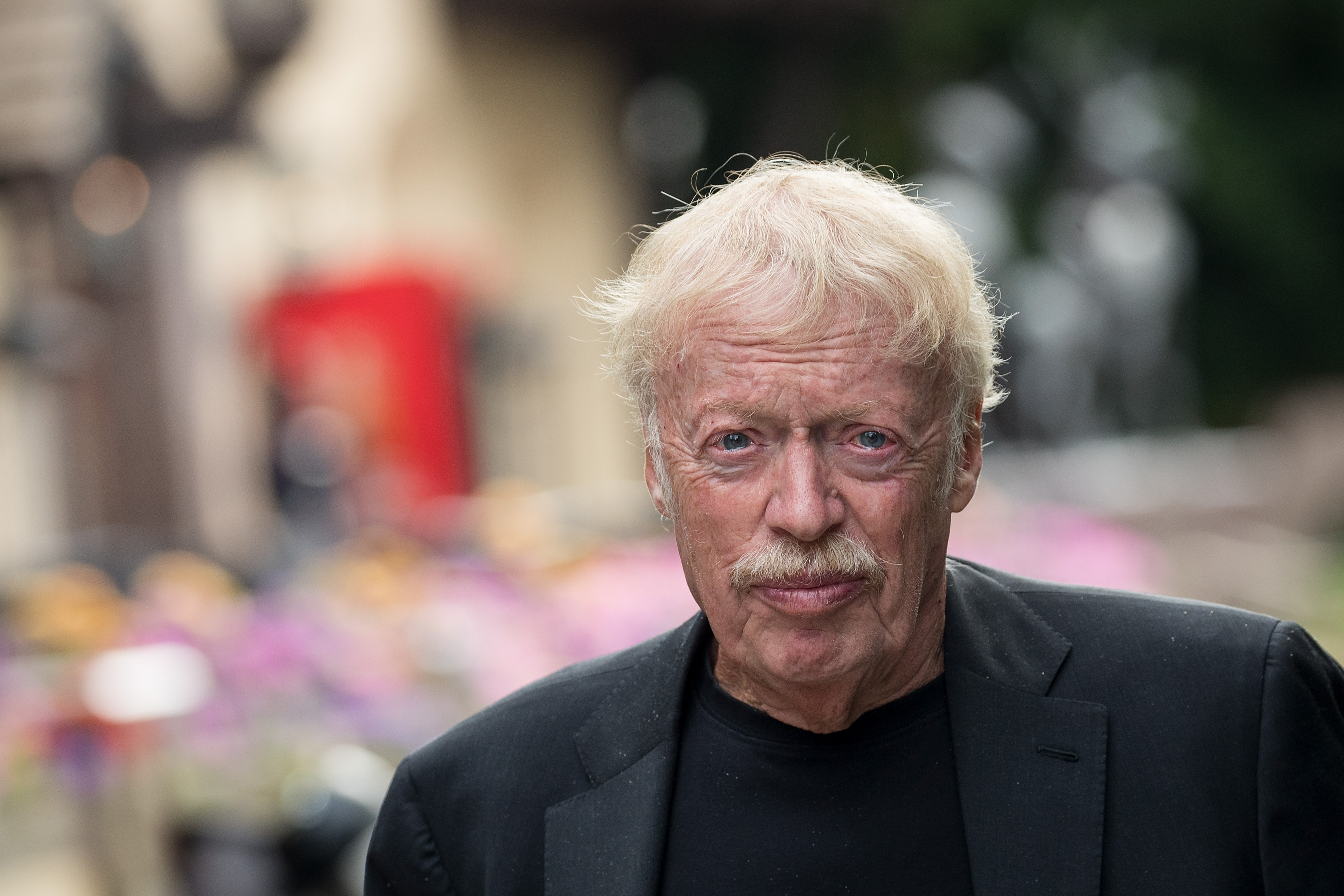 Phil Knight, co-founder and chairman emeritus of Nike, attends the fourth day of the annual Allen & Company Sun Valley Conference, July 14, 2017, in Sun Valley, Idaho (Getty Images)