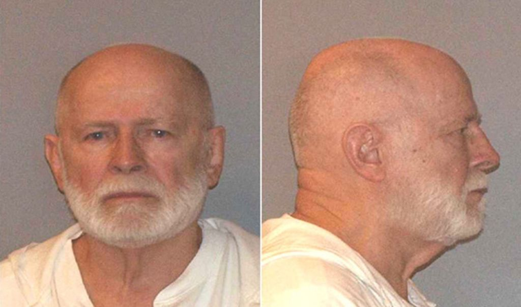 "James ""Whitey"" Bulger mugshot in 2011 (Source: Bureau of Prisons/Getty Images)"