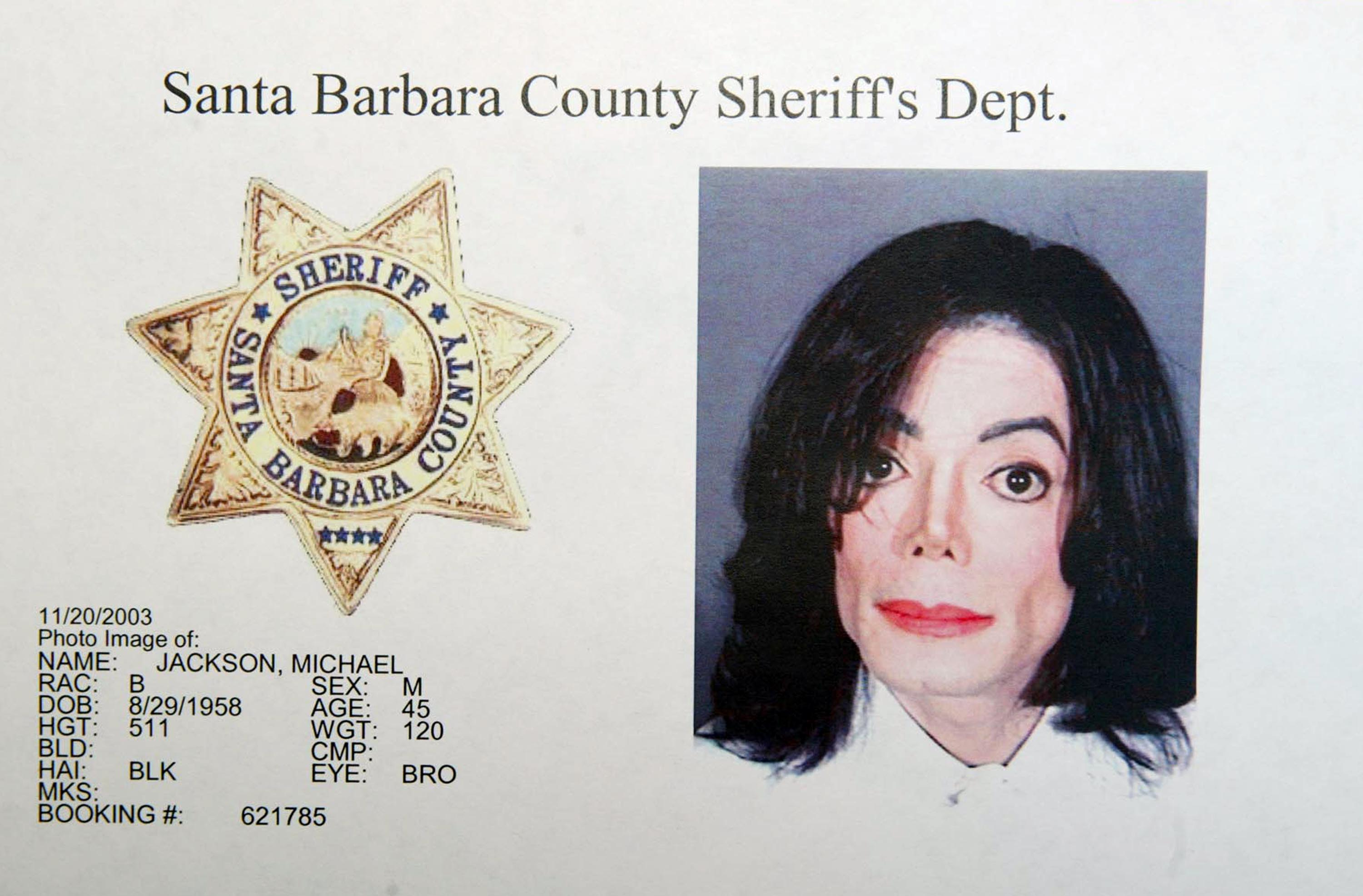 "Jackson's estate argued that the Santa Barbara Sheriff's Office had found nothing on the singer despite a ""virtual jihad"" (Source: Frazer Harrison/Getty Images)"