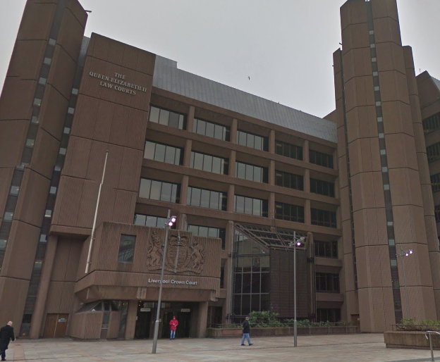 Liverpool Crown Court (Source: Google Maps)
