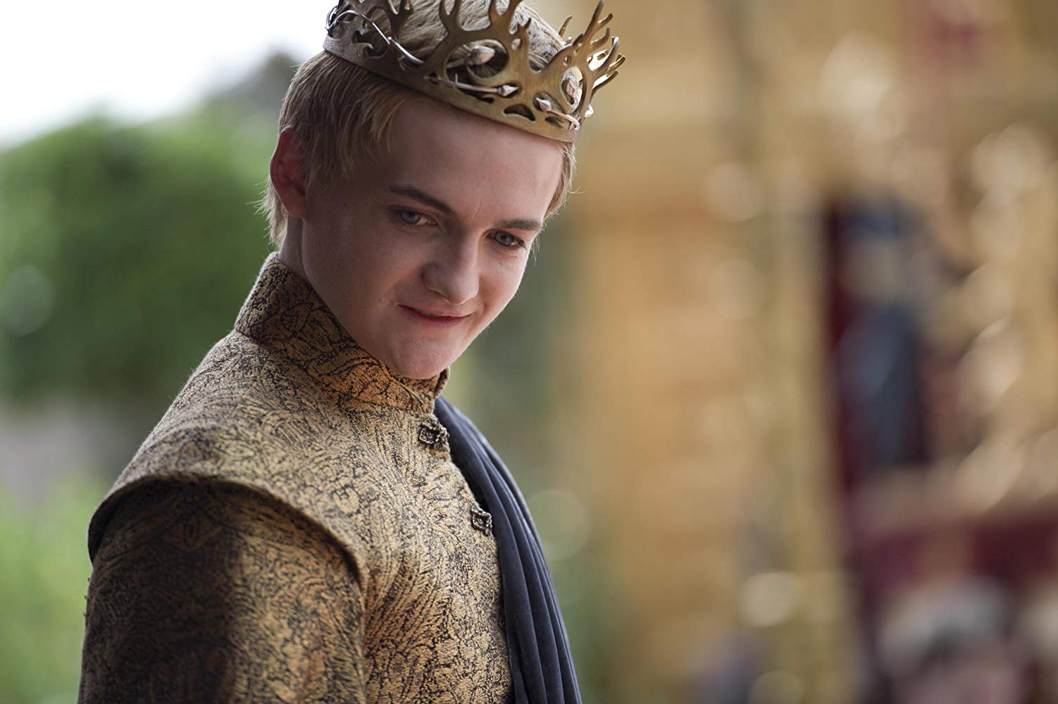 Jack Gleeson as Joffrey Baratheon in 'Game of Thrones'. (Source: IMDB)