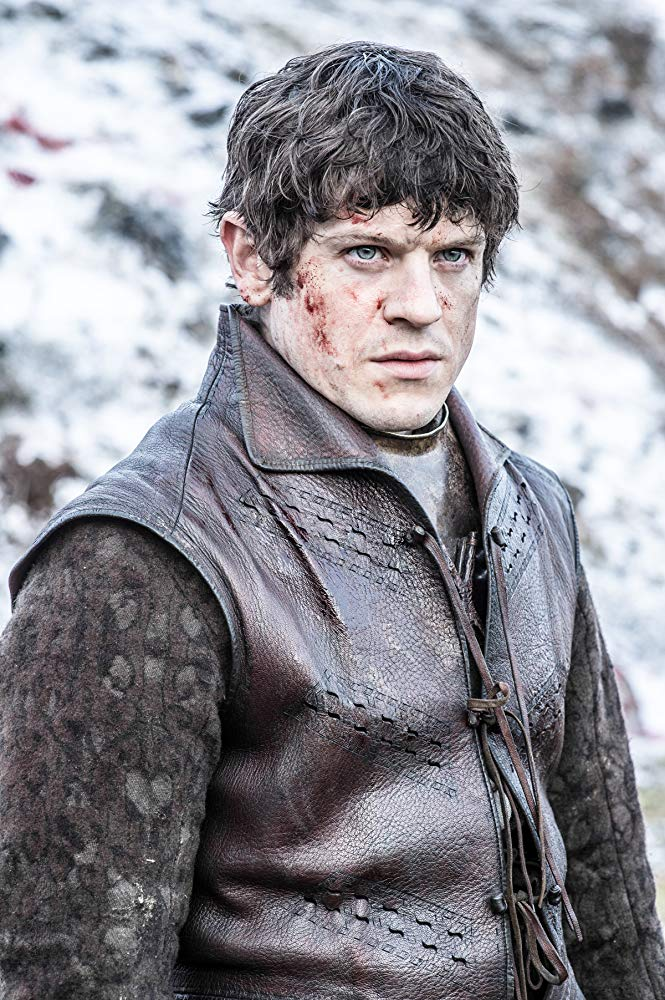 Iwan Rheon as Ramsay Bolton in 'Game of Thrones'. (Source: IMDB)