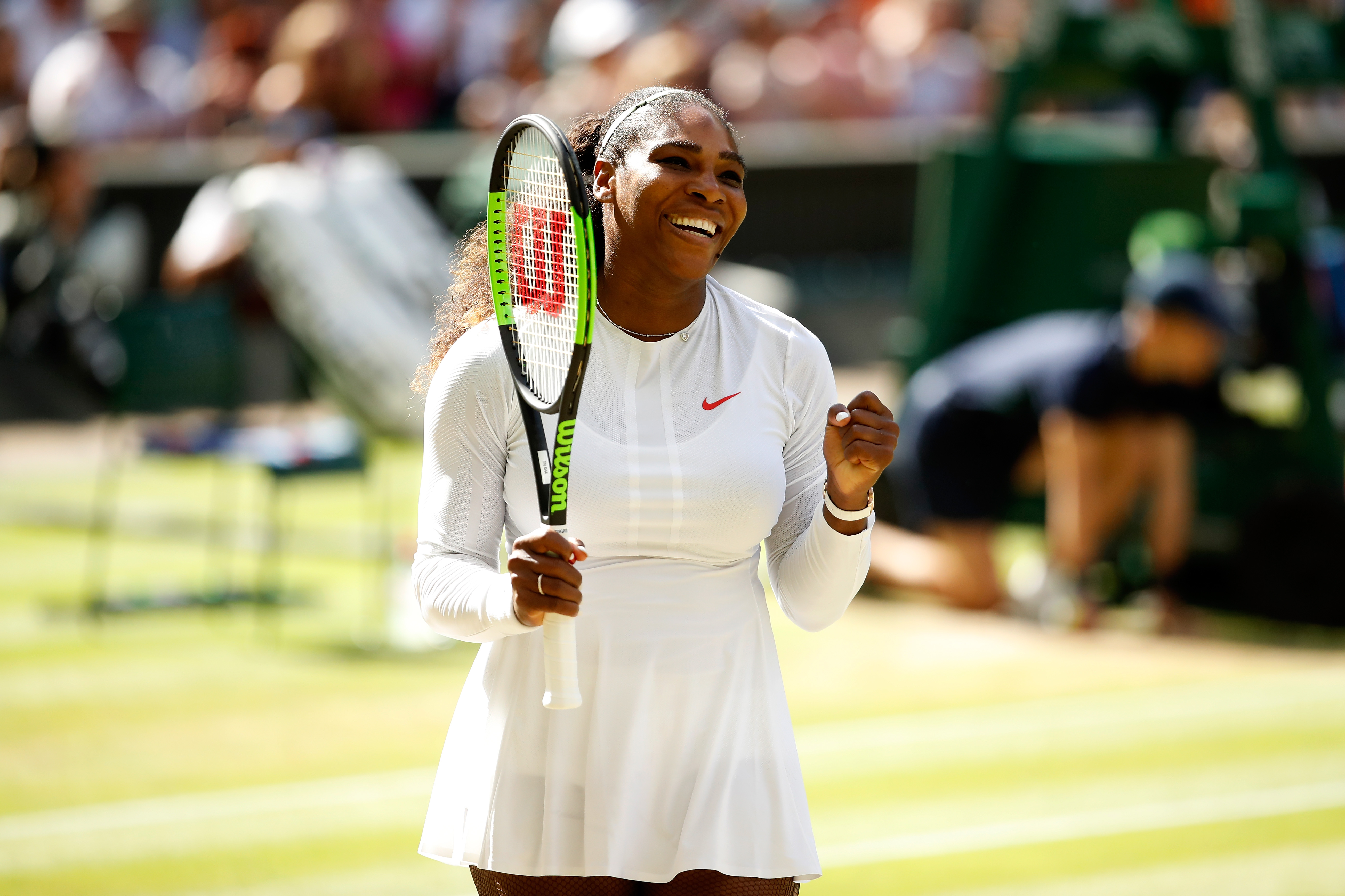 Serena Williams of the United States (Source: Getty Images)