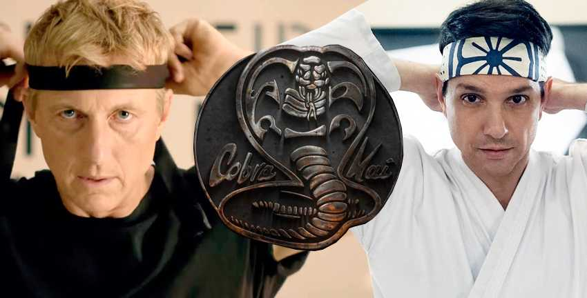For 'Cobra Kai' Leo had to compose the kind of music which is more personal in tone. (IMDb)