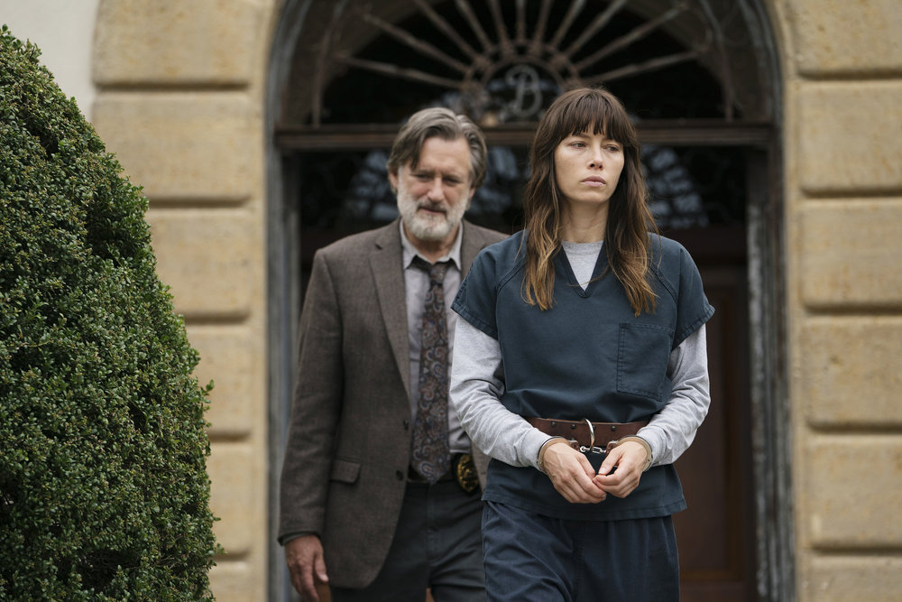 'The Sinner' concentrates a lot on a person's innocence than his/her guilt. (IMDb)